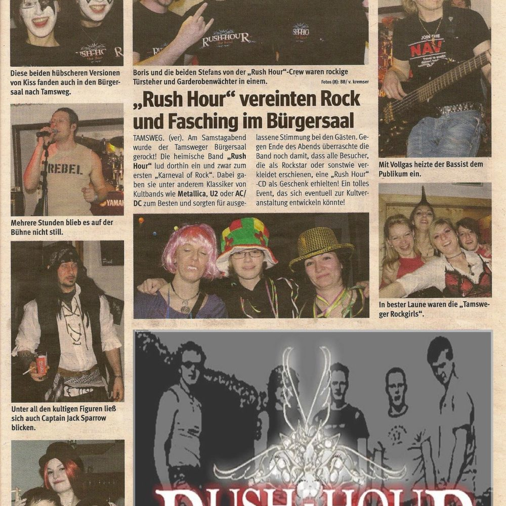 Presseartikel 090218 BB Seite15 Karneval of Rock ohne